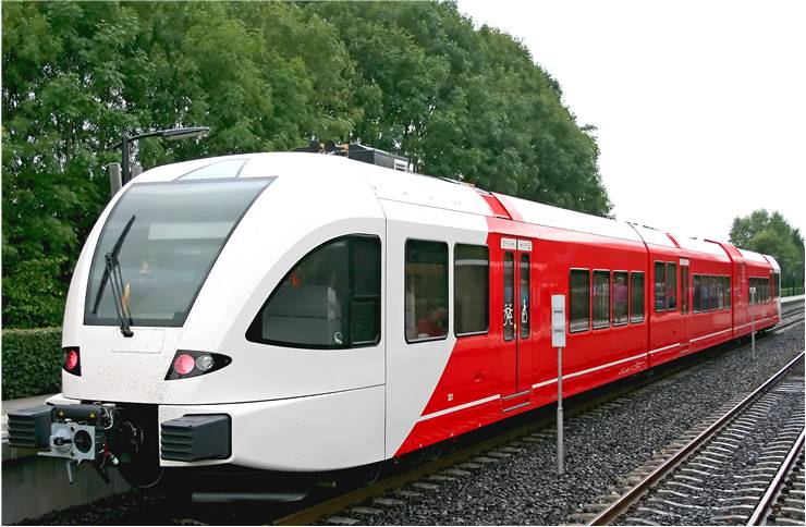 Dutch Train - Freigh Car