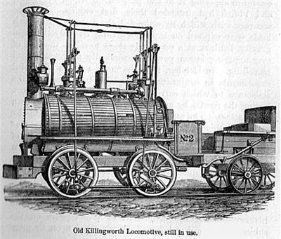 Killingworth Locomotive