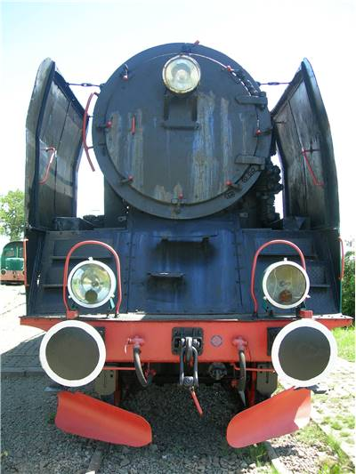 Poland Steam Locomotive