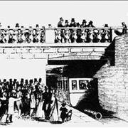 The Dalkey Atmospheric Railway In 1844